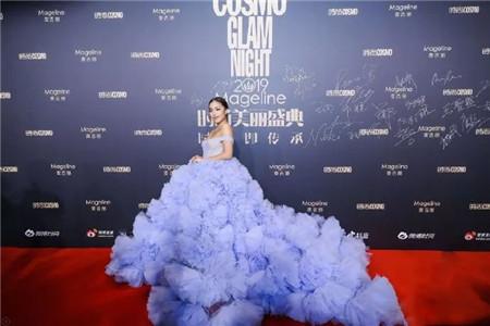 美出盛世的2019 COSMO时尚美丽盛典红毯造型点评