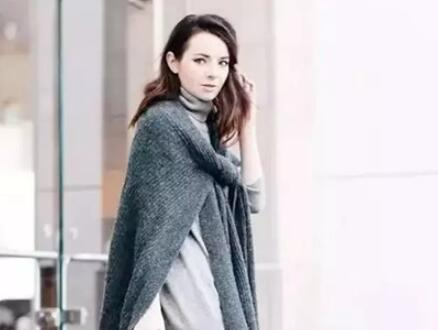 不好好穿衣的秋冬第一课:重新认识毛衣穿法